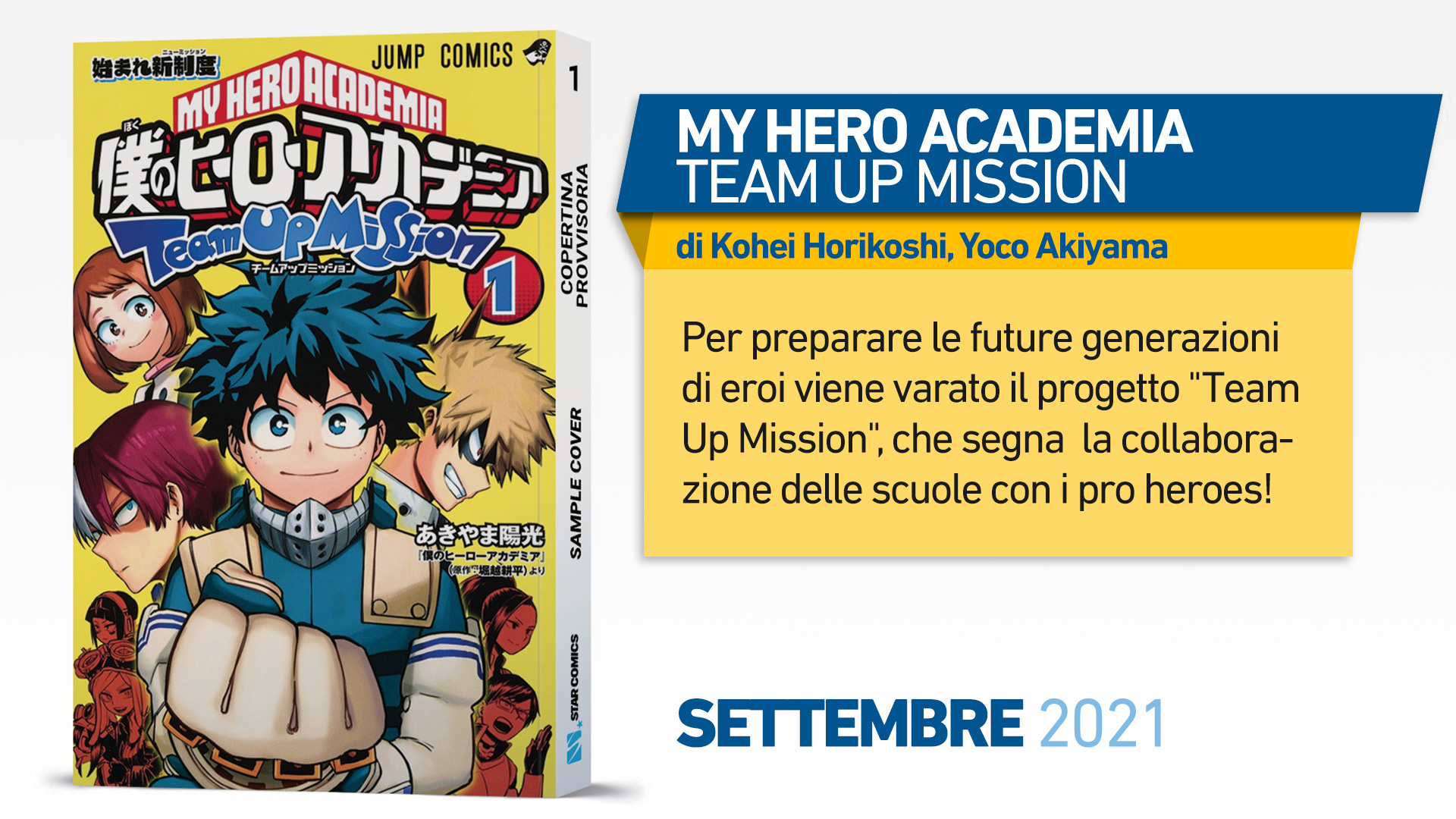MY HERO ACADEMIA TEAM UP MISSION