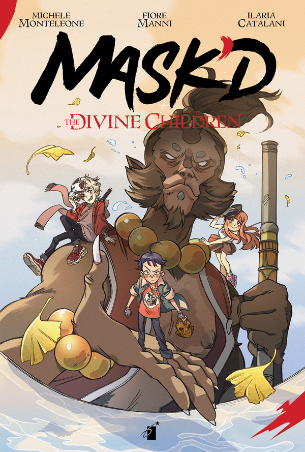 MASK'D – THE DIVINE CHILDREN