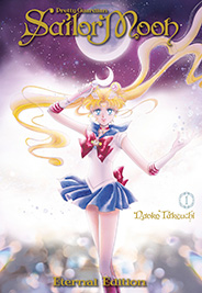PRETTY GUARDIAN SAILOR MOON Eternal Edition