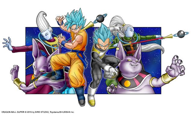 Intervista Doppia A Toriyama E Toyotaro Di Dragon Ball Super