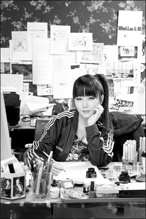 AKIKO HIGASHIMURA autrice di KURAGEHIME - LA PRINCIPESSA DELLE MEDUSE