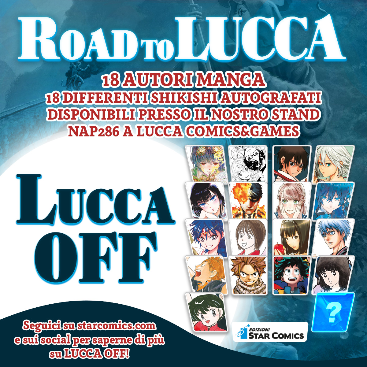 LUCCA OFF