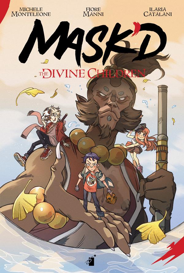MASK'D - THE DIVINE CHILDREN