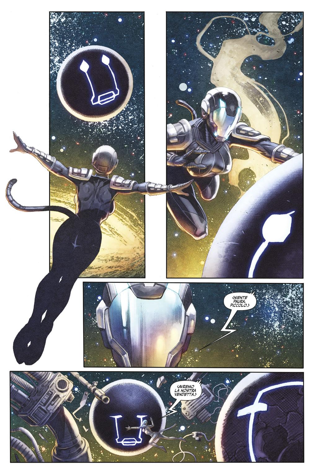 X-O MANOWAR NUOVA SERIE N. 7