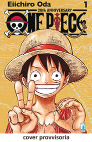 ONE PIECE 20th ANNIVERSARY LIMITED EDITION GOLD